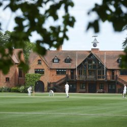 Shiplake-Cricket-infront-of-Pavilion-